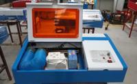 2017 neue Version YH3020 laser co2 40 watt cnc laserschneidanlage lasergravur USB Unterstützt