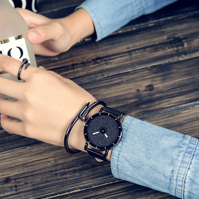 Dropshipping Women Fashion Watch Women Starry Sky Female Clock Women Watch Wrist Quartz Watches Relogio Feminino Erkek Kol Saati