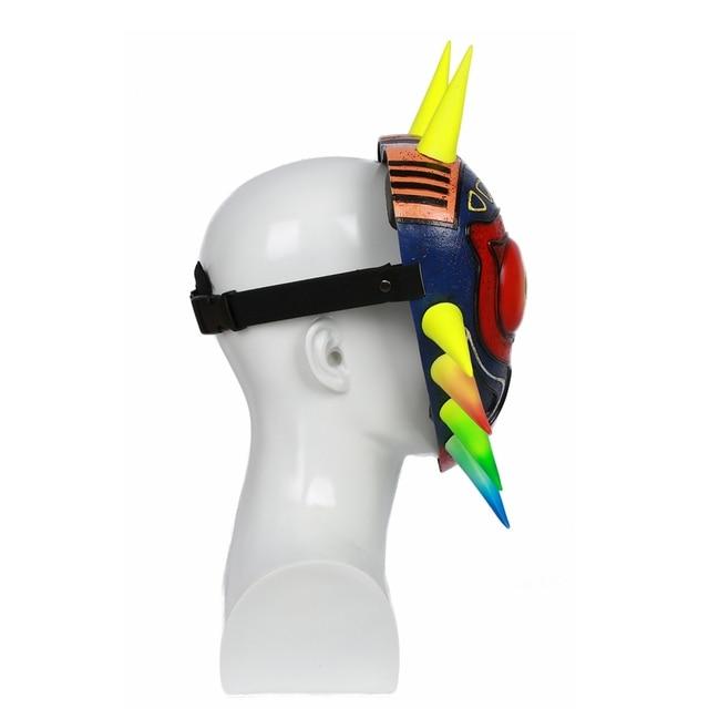 COSLIVE The Legend of Zelda Majora's Mask Game Cosplay HelmetFancy Dress Costume Props For Halloween Carnival show 1