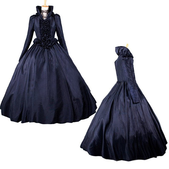 Top Sale Women\'s Rococo Ball Gown Gothic Dress Costume-in Holidays ...