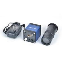 Big discount New 2.0MP HDMI Industry Digital Video Microscope Camera HD Camera + 100X C-mount Lens for Microscopes