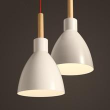Nordic Style Pendant Lights Creative Indoor Lighting Simple Metal Restaurant Modern Led Pendant Lights Corridor Hanging Lamp