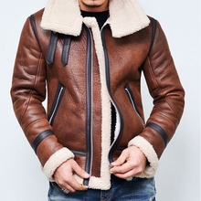 Jacket Winter Size Overcoat