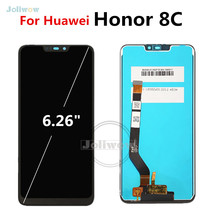 6.26'' LCD Screen For Huawei Honor 8C Full LCD Display Touch Screen Digitizer Assembly For Honor 8C lcd BKK-AL10 LCD