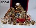 02 Cloisonne Bracelet Ring Earrings Pendant Set4 pcs