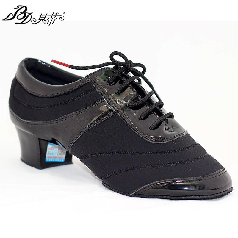 Dancesport font b Shoe b font BD 460 Men Latin Dance font b Shoe b font