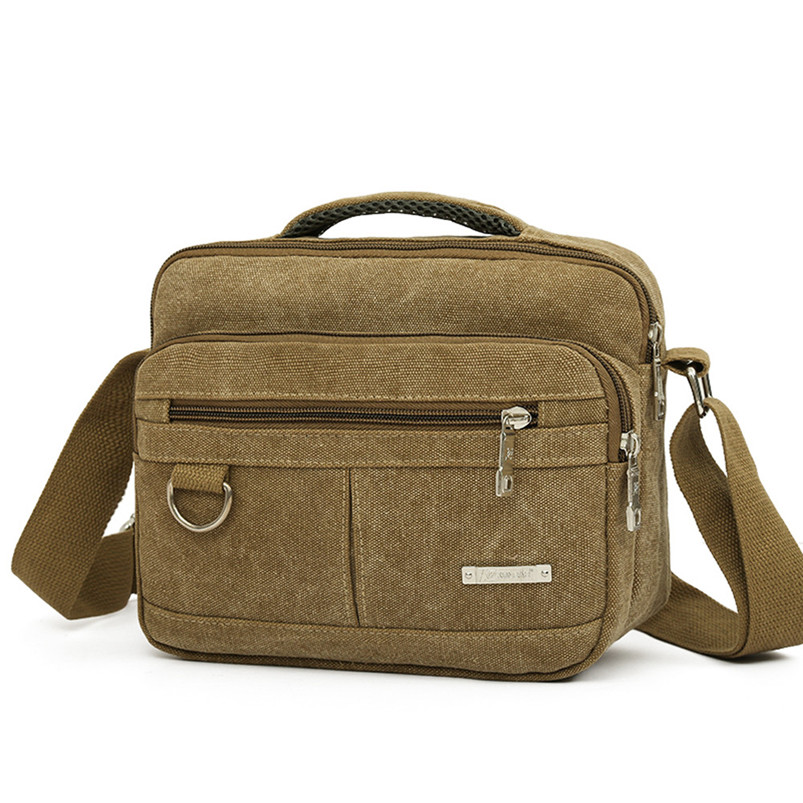 Canvas Bag Travel  Crossbody Bag Messenger Bags