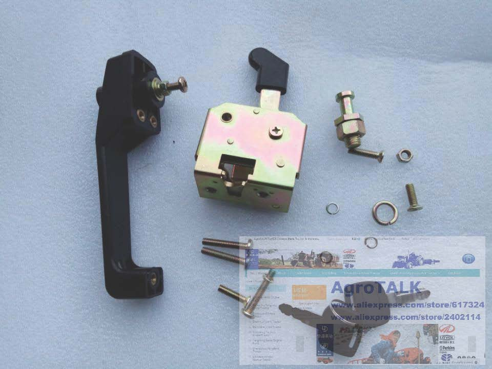 Foton combined harvester door lock, part number: D1689.42.5 б у foton bj1049