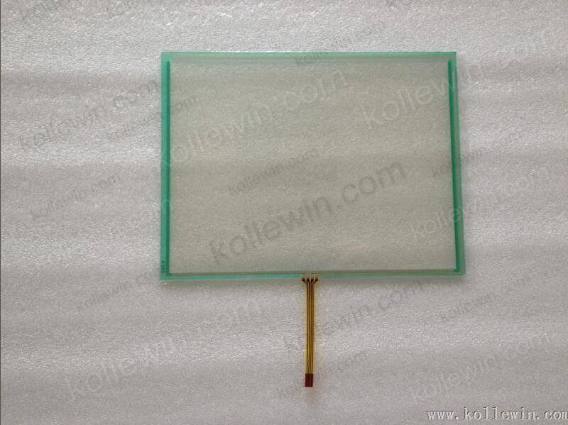 DOP-B08S515 1PC new touch glass for touch screen panel HMI, New in box. pws5610t s 5 7 inch hitech hmi touch screen panel human machine interface new 100% have in stock