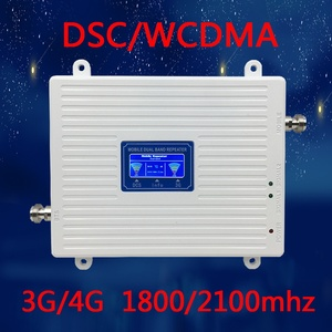 Image 5 - TFX BOOSTE WCDMA 2100 LTE 1800 3G 4G Dual Band Mobile Signal Repeater 23dBm 70dB 4G LTE Cellular Booster Amplifier 3G 4G Antenna