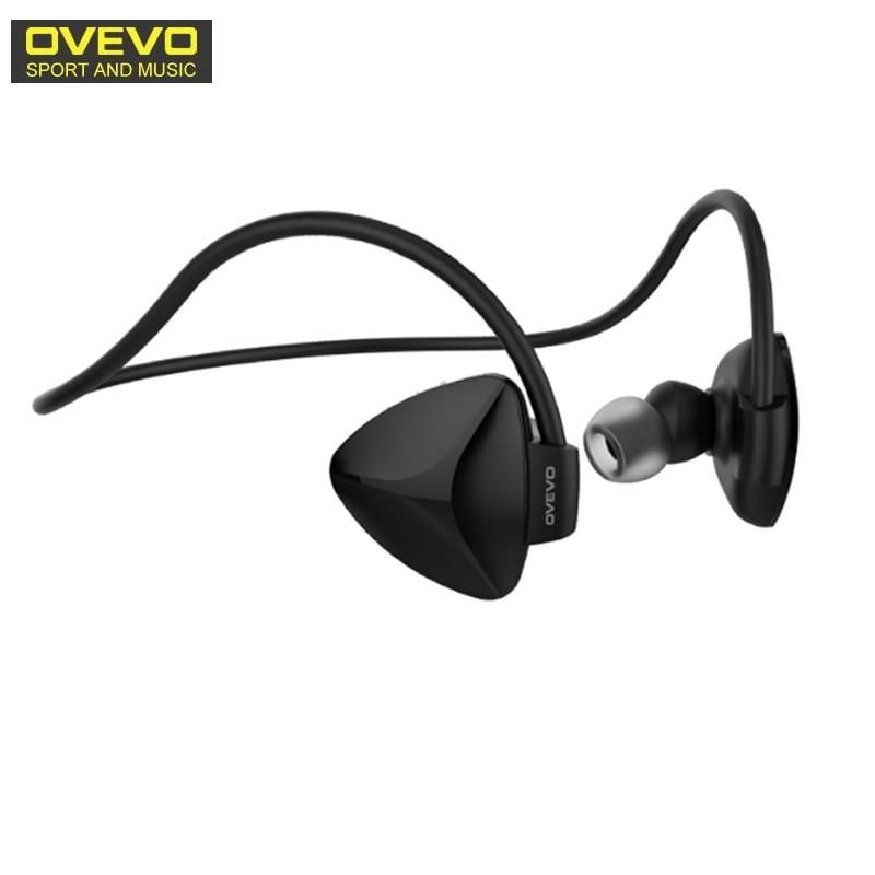 OVEVO SH03B Wireless Sports Bluetooth Earphone Stereo HIFI Ear Hook Earbuds Waterproof Sweatproof Earphone for Smartphones