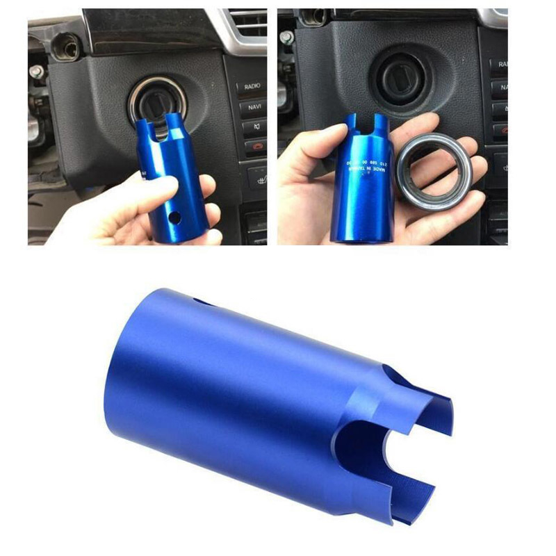 1pcs Ignition Lock Remover Socket For Merce-des Be-nz For Auto Repair Tool