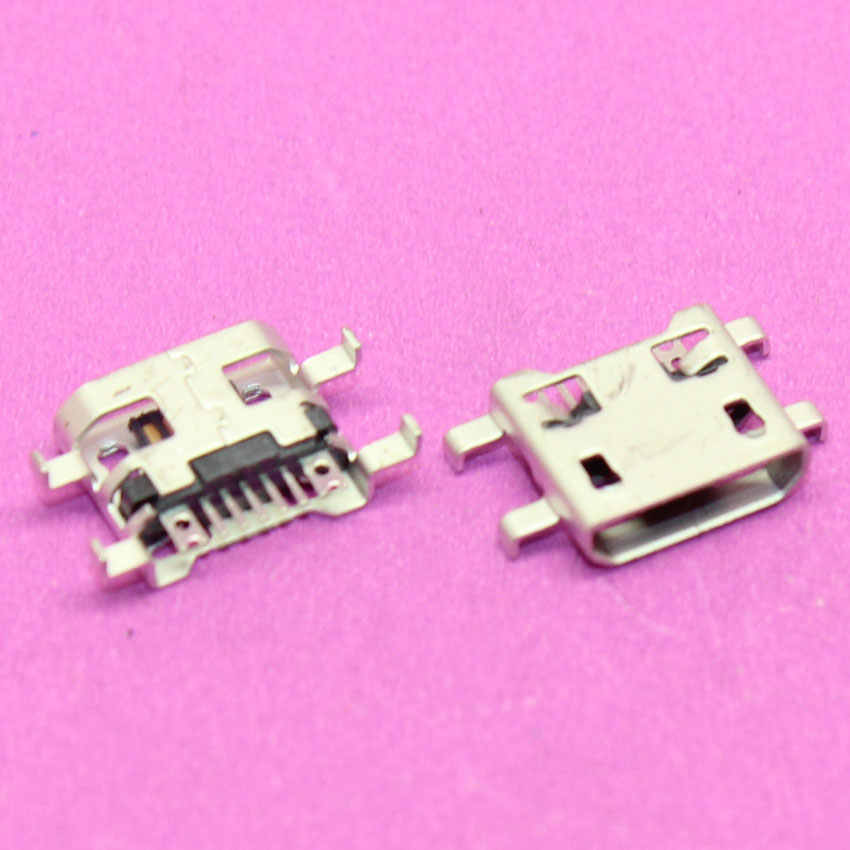 Conector USB de enchufe YuXi Micro DE 7 pines para Blackberry/para Huawei/ZTE/tablet PC y otro producto digital