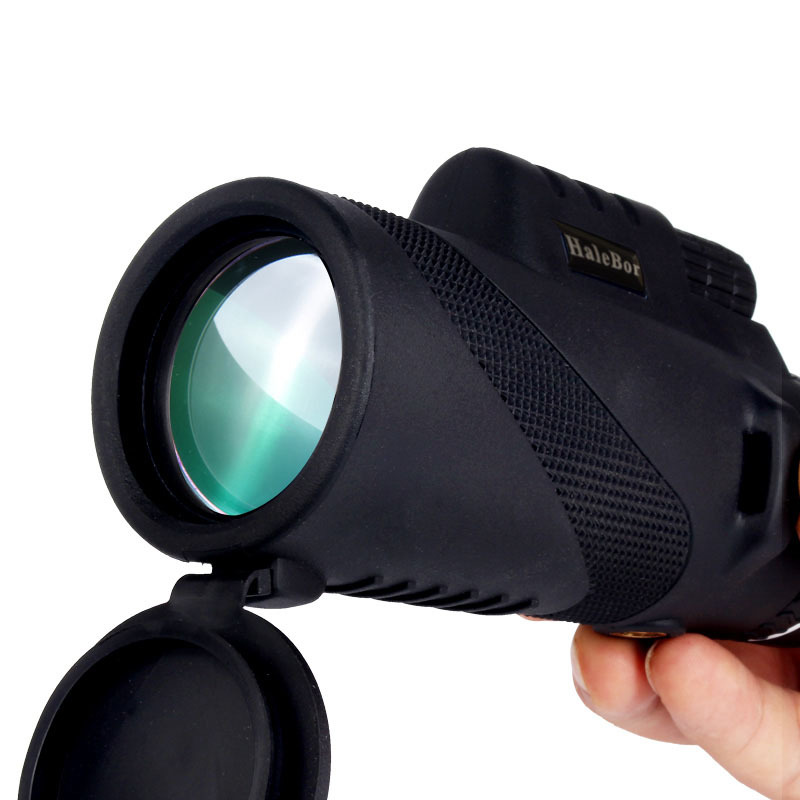 Hot Sale Super High Power 40X60 Portable HD OPTICS BAK4 Night Vision Monocular Telescope Binoculars In Stock Dropshipping