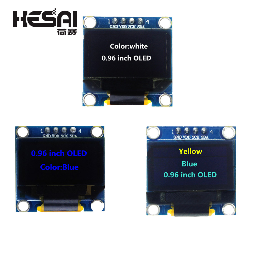 ESden 1.3 Inch Color IPS TFT LCD Display Screen Board for ST7789 12 Pin 4 Line SPI Port