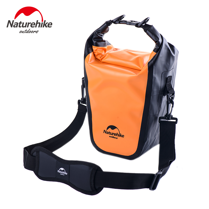 Naturehike Waterproof Camera Case Crossbody Bag for Canon DSLR EOS Outdoor Rafting Sports Kayaking Canoeing Floating Dry Sack