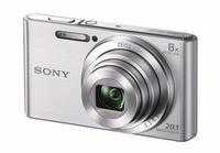 Original Sony DSC W830 Cyber shot 20.1MP Digital Camera