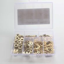 500 шт/компл din125 iso7089 m2 m25 m3 m4 m5 m6 мезоновый коврик