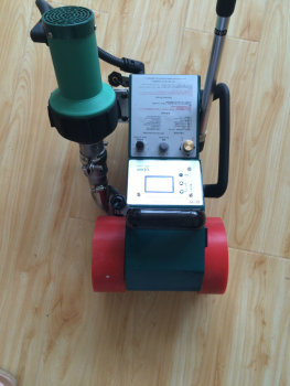 2018 More Powerful high Power Hot Air PVC Welder advertisement Welding Machine for Banner PE joint LC-3000C