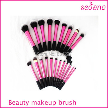 22pcs Super Soft Dense Make Up Brush Amazing Complete Kit for Makeup