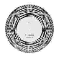 2020 neue LP Vinyl Rekord Plattenspieler Phono Drehzahlmesser Kalibrierung Strobe Disc Stroboskop Matte 33 45 78 RPM