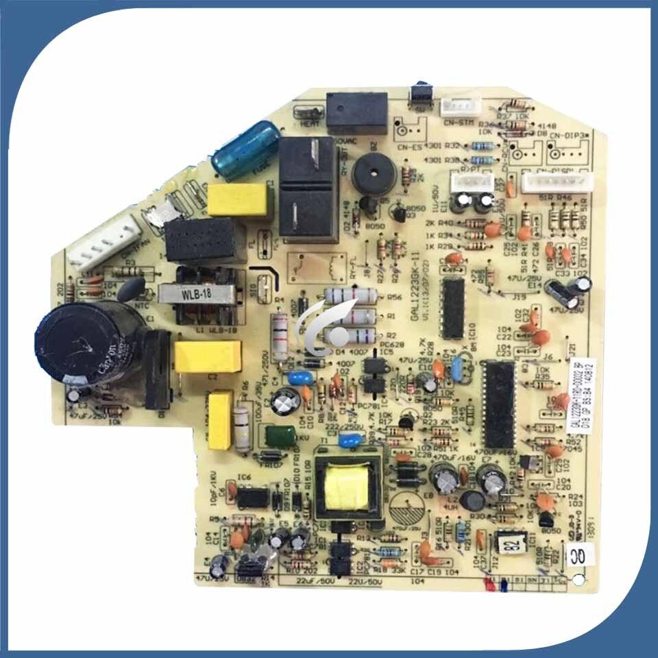 90% Neue Für Klimaanlage Computer-board Gal1223gk-11rd-d0032 Pc Board Verwendet