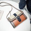 veevanv Famous Design New Vintage Women Messenger Retro Patchwork Pu Leather Shoulder Bag Ladies Handbag Small Purse