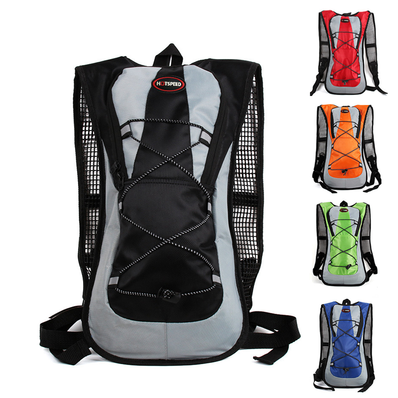 5L waterproof bicycle Backpack water bag,man's MTB bike bag for backpack,Outdoor Hiking Riding Hydration Backpack No Water Bag