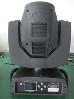 4pcs/lot cheap stage lights studio lighting beam 7r 230w sharpy moving head dj light 16 face prism dj equipment power con dmx