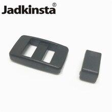 Jadkinsta 50Set caméra sangle boucle remplacement crochet en plastique pour caméra numérique sangle