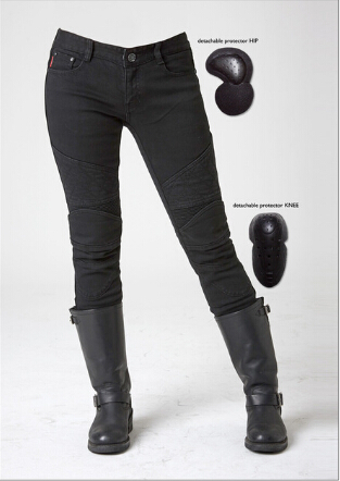 2016 Newest Cool Uglybros moto pants ton up G stylish font b jeans b font font