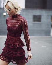autumn long women dress