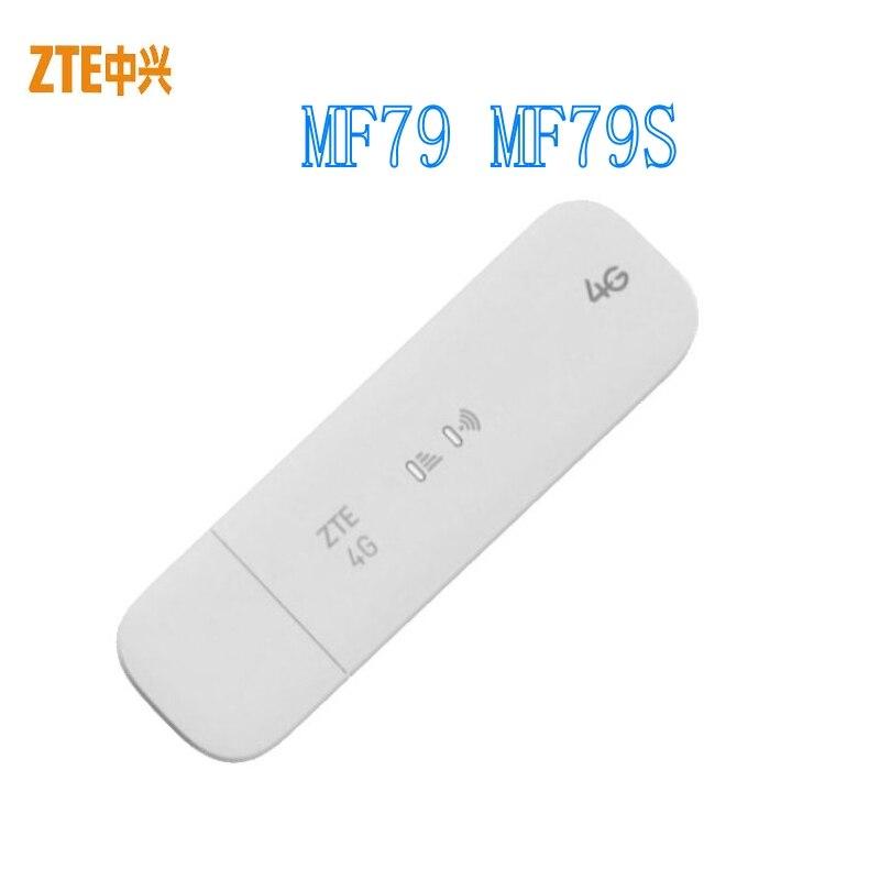 Débloqué ZTE MF79 MF79S 4G LTE USB WiFi Bâton dongle 150 Mbps 4G mobile hotspot pK e8372 e3372