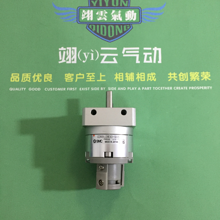 CDRBU2W30-90S SMC The rotating cylinder Free installation type oscillating cylinder Pneumatic components free shipping 5pcs lots lng 100 iso6431 cylinder attachment inclined installation of the support dnc se cylinder accessories