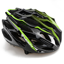 MOON MTB Road Bike Bicycle Helmet 28 Vents 55-61cm EPS+PC Capacete Casco Ciclismo EPS+PC Sport Helm Cycling Mountain Helmets