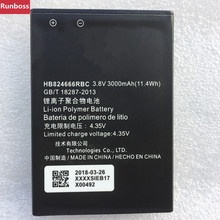 3000mAh HB824666RBC Battery For Huawei E5577 E5577Bs-937 EBS-937 Batteries стоимость