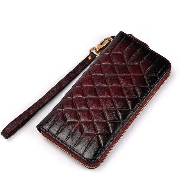 Women's Long Clutch Wallet