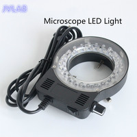 Independent Microscope Light Ring LED light for Adjustable microscope, adjustable LED light source for Stereoscopic microscope
