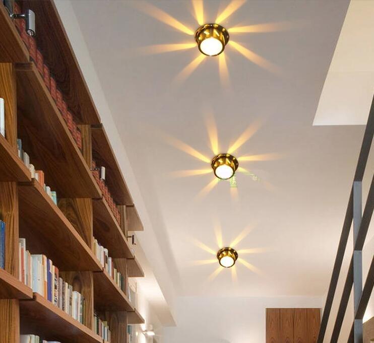Licht & Beleuchtung Offen 2017 Led Bunte Deckenleuchten Korridor Veranda Lampe Bar Halle Andere Home Hotel Bekleidungsgeschäft Wohnzimmer Dekorative Lampe