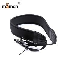Mamen Universal Camera Strap Retro Dots Black Shoulder Belt Photo Neck Strap Elasticity Nylon Anti slip