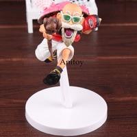 Dragon Ball Figure Master Roshi Action Figure Turtle Hermit Kamesennin SCultures Banpresto Figure Colosseum Toy 12cm