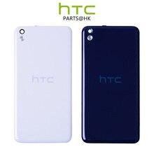Original Couverture Arrière En Métal HTC Desire 816 Batterie Logement de Couverture Arrière Arrière Porte 2600 mAh BOP9C100 816 816 w D816 D816W Batterie