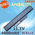 4400 мАч Аккумулятор для HP 550 Для COMPAQ 510 511 610 615 Business Notebook 6720 s 6730 s 6735 s 6820 s 6830 s 451085-141 451086-121