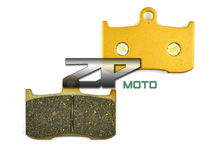 Best price NAO Brake Pads For INDIAN Chieft Classic (Spoke Wheel/Nissin Calipers) 2014 Front OEM New High Quality