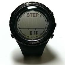 Männer Sport-laufende Armbanduhr Digitale Uhr Wasserdichte Schwimmen Wandern Kompass Barometer Höhenmesser Wetter Uhr.