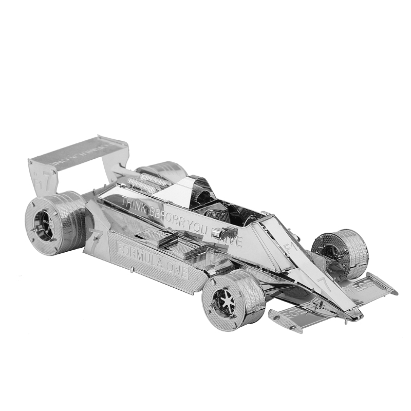 3D Metal Model PuzzlesToys Car Multi-style DIY Laser Cut Puzzle Jigsaw Kit For Adults Children Kids Educational Collection