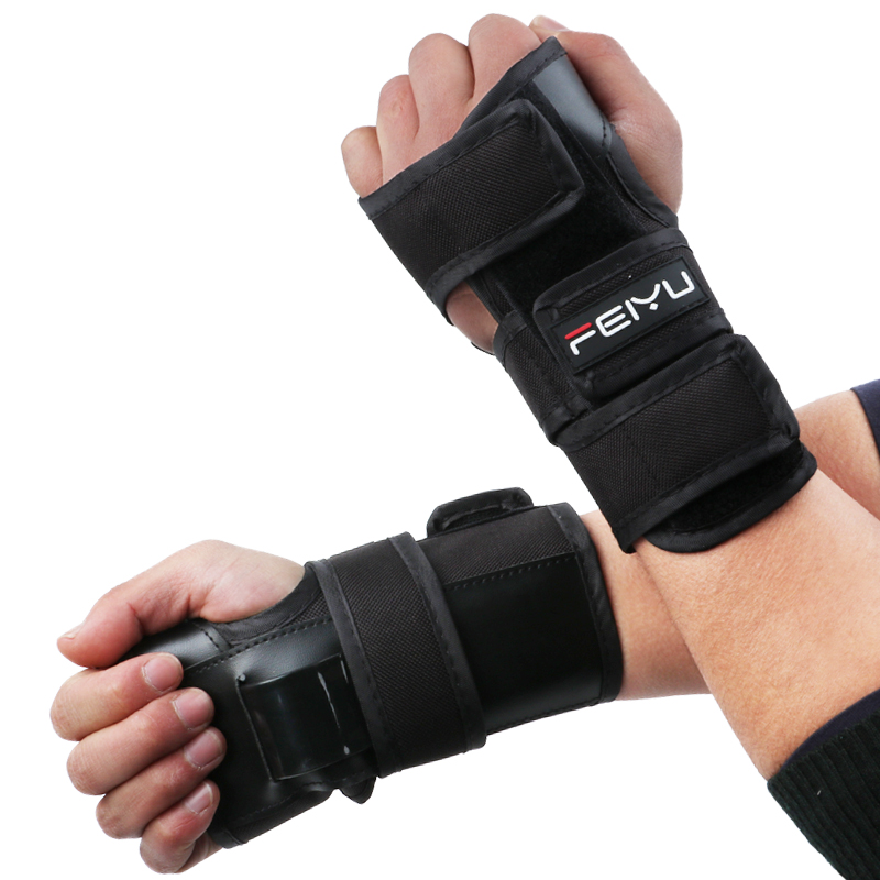 Quality hand Protection for skateboard&Roller skate made by quality fabric&Plastic suitable kid &Adult waist protection
