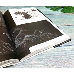 Image 5 - New Bloodborne máu lời nguyền Nhật Bản nghệ thuật minh họa thiết lập ban đầu Của Trung Quốc Máu do sinh viên trò chơi cuốn sách truyện tranh cuốn sách cho người lớn