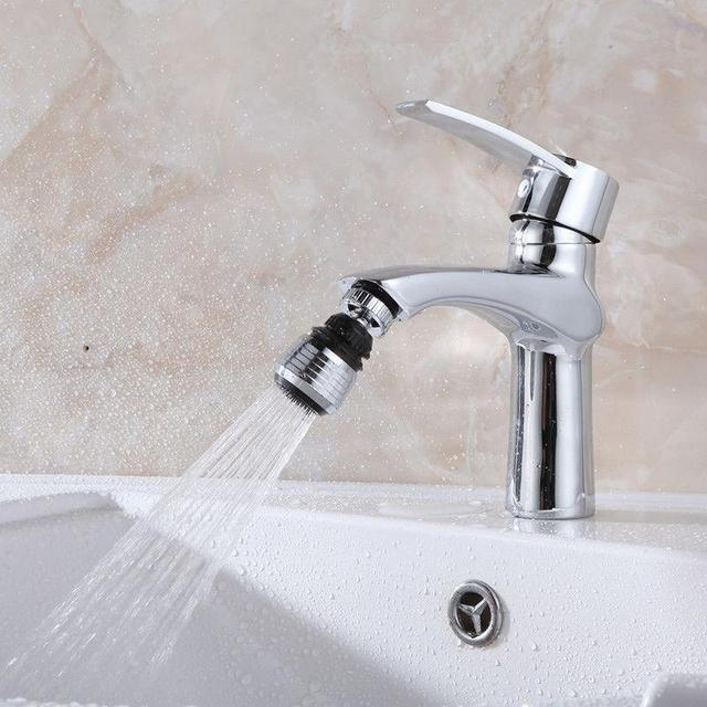 360 Rotate Faucet Filter Tap Kitchen Accessories Gadget Multifunction Clean  Tools Bathroom Accessories