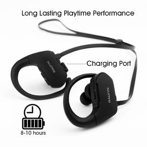 Image 5 - Ralyin 8GB mp3 player bluetooth headphone sport waterproof wireless headset bluetooth music player bluetooth earphone for phone